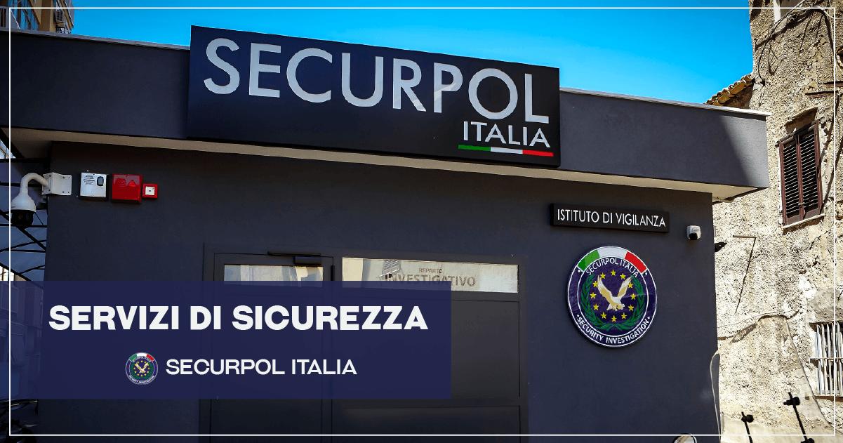 servizi di sicurezza - Securpol Italia