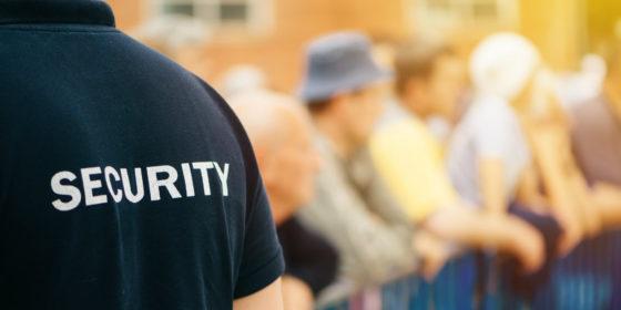 organizzare un evento sicurezza