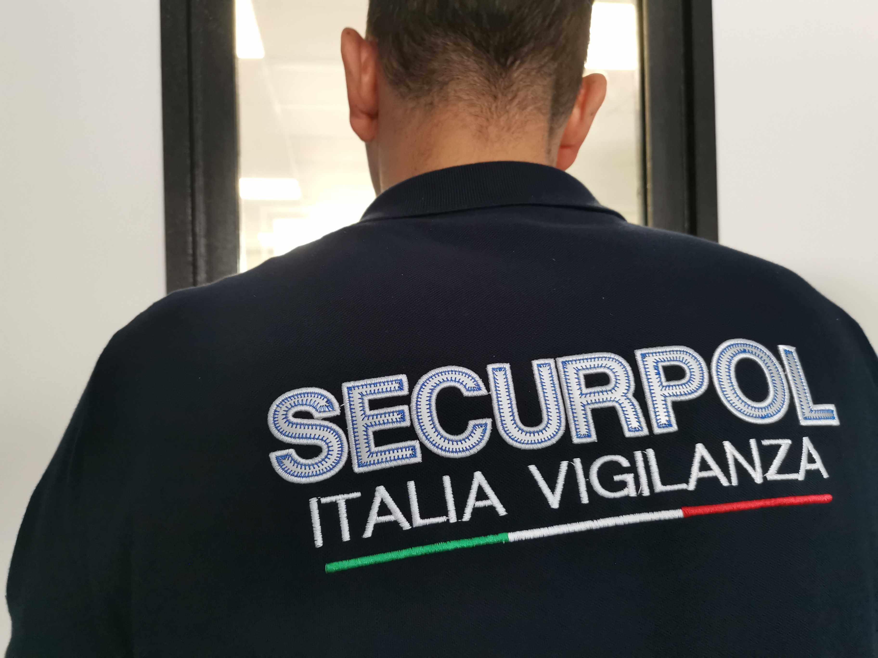 pronto intervento h24 Securpol Italia