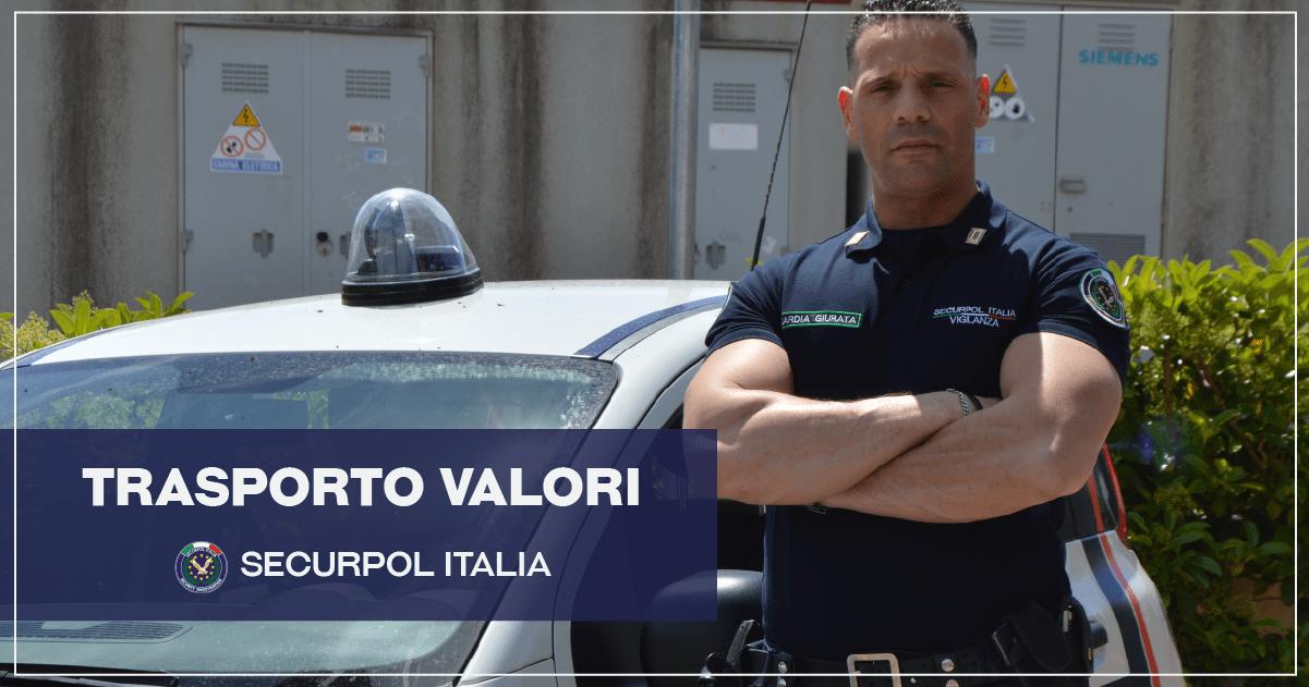 trasporto valori securpol italia